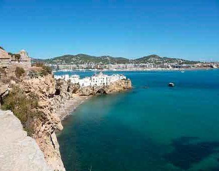 Top 5 Hoteles de lujo en Ibiza