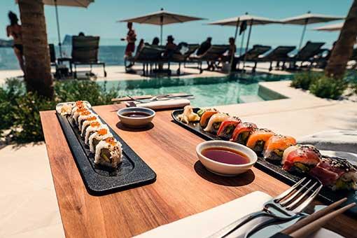 Vacaciones de lujo en Ibiza